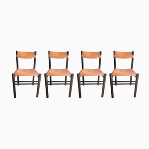 Italian Chairs from Ibisco, 1970s, Set of 4
