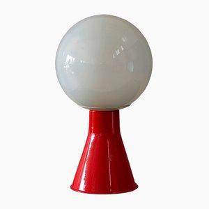 Lampada da tavolo Space Age, anni '60