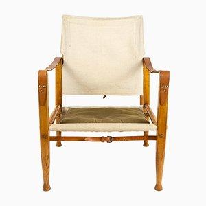 Safari Chair by Kaare Klint for Rud Rasmussen, 1960s