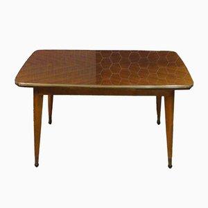 Tavolino da caffè allungabile multifunzionale da Kiel Table Factory, anni '60