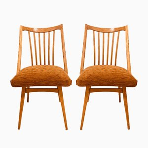 Chaises de Salle à Manger par Antonin Suman pour Jitona, 1960, Set de 2