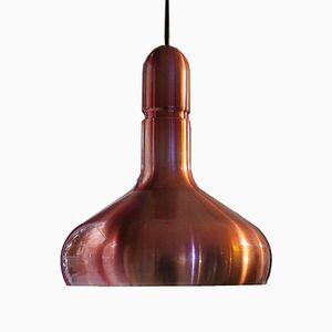 Lampe Mid-Century en Aluminium, Danemark