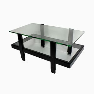 Black-Lacquered Occasional Table, 1960s