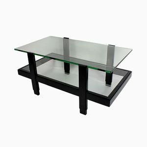 Tavolino di servizio nero, anni '60
