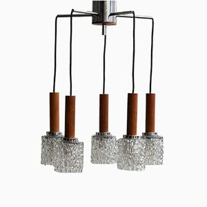 Vintage Deckenlampe von Sölken Leuchten, 1960er