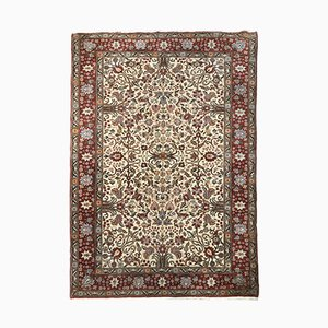 Vintage Transylvanian Hand Knotted Rug