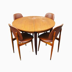 Pegasus Dining Room Set by Pierre Guariche for Baumann, 1960s