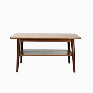 Petite Table Basse Vintage, Scandinavie, 1960s