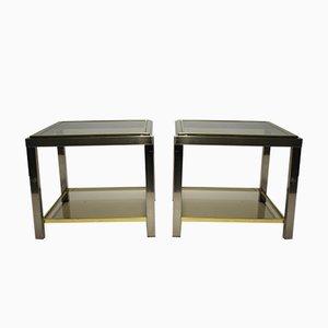Tavolini di Jean Charles, anni '70, set di 2