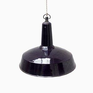 Industrielle Vintage Deckenlampe, 1960er