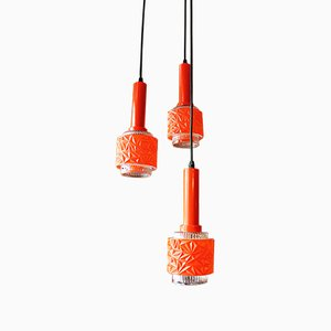 Suspension Tulipe Vintage