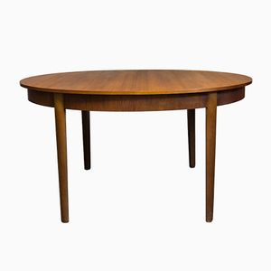 Mid-Century Extending Teak Dining Table from Bath Cabinet Makers