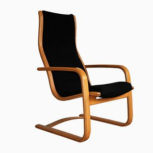 Vintage Lamello Easy Chair by Yngve Ekstrom for Swedese, 1970s