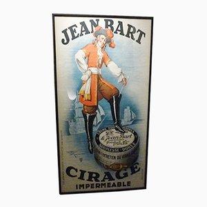 Gerahmtes Jean Bart Plakat von Henri Le Monnier, 1933