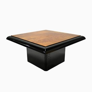 Table Basse Effet Bois, 1975