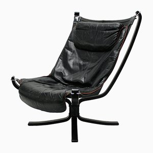 Falcon Chair by Sigurd Ressel for Vatne Møbler, 1970s