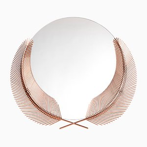 Small Sunset Mirror by N. Zupanc for Ghidini 1961