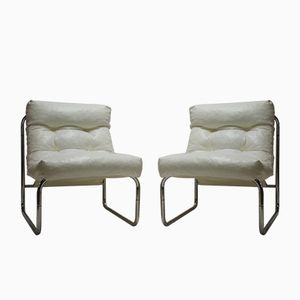 Vintage Lounge Chairs by Gillis Lundgren for Ikea, 1975, Set of 2