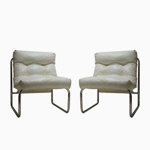 Vintage Sessel von Gillis Lundgren für Ikea, 1975, 2er Set