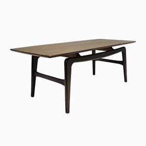 Table Basse Vintage par Louis van Teeffelen pour WeBe, 1950s