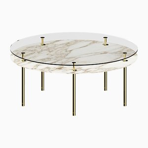 Round Legs Dining Table by P. Rizzatto for Ghidini 1961
