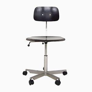 Chaise de Bureau Pivotante de Fritz Hansen, 1990