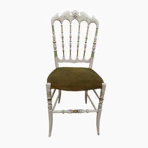 Vintage Wooden Chiavari Chair