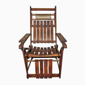 Chaise Siesta Medicinal Inclinable par Hans & Wassili Luckhardt pour Thonet, 1930s
