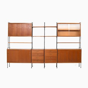Omnia Modular Shelf by Ernst Dieter Hilker for Omnia, 1960s