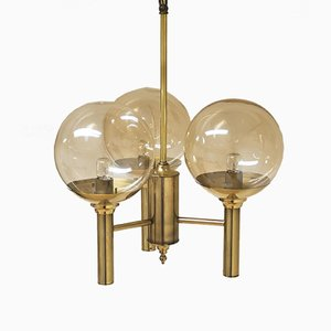 Deckenlampe von Svend Mejstrøm für Mejlstrøm Belysning, 1960er