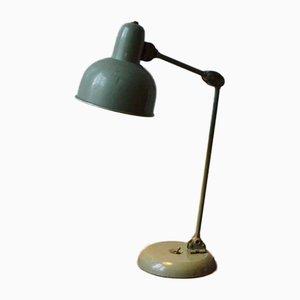 Industrielle Vintage Tischlampe, 1940er