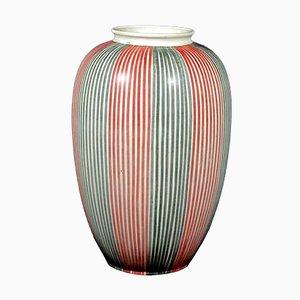 Vaso grande in ceramica di Maria Kohler per Villeroy & Boch, anni '60