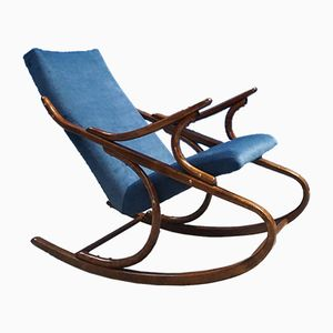 Rocking Armchair from TON, 1960s