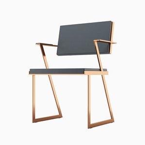 Chaise de Salon Zulu par Zalaba Design