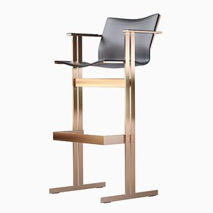 Kolb Bar Stool by Zalaba Design