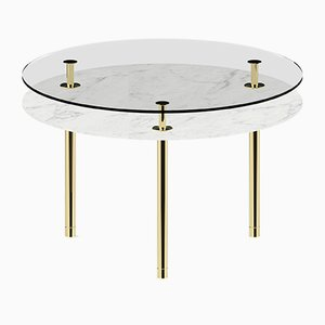 Round Legs Table by P. Rizzatto for Ghidini 1961