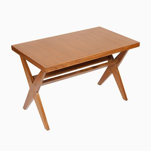 Table par Pierre Jeanneret, 1950s