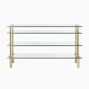 Legs Console Table by P. Rizzatto for Ghidini 1961