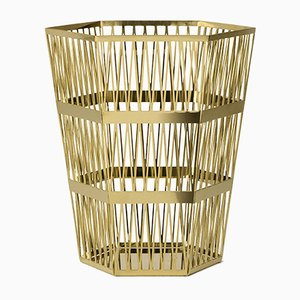 Small Tip Top Paper Basket by R. Hutten for Ghidini 1961