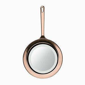 Frying Pan Mirror by Studio Job for Ghidini 1961