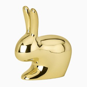 Rabbit Decorative Paperweight by S. Giovannoni for Ghidini 1961