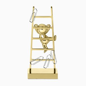 The Climber Omini Paper Clips Holder by S. Giovannoni for Ghidini 1961