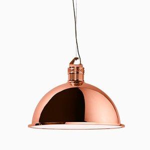 Medium Factory Suspension Light by E. Giovannoni for Ghidini 1961