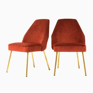 Campanula Chairs by Carlo Pagani for Arflex, 1950s, Set of 2