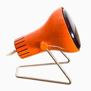 Lámpara médica alemana de plástico de Osram, años 70