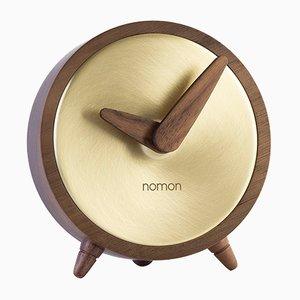 Reloj de mesa Atomo G de Andrés Martínez para NOMON