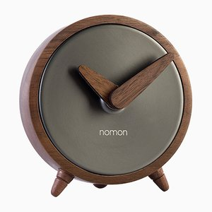 Atomo T Table Clock by Andrés Martínez for NOMON