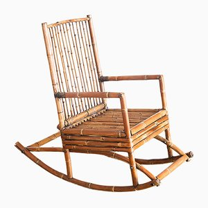 Vintage Costa Rican Rocking Chair, 1970s