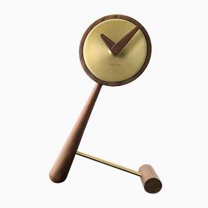 Mini Puntero G Clock by Andrés Martínez for NOMON