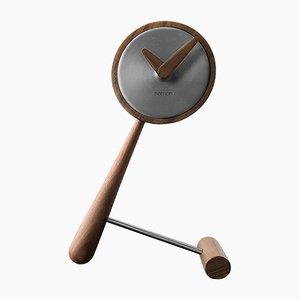 Mini Puntero T Clock by Andrés Martínez for NOMON